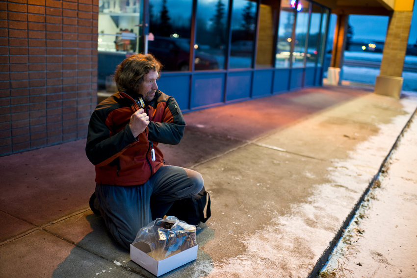 Marc Lester, photojournalist, Anchorage, Alaska